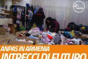 Intrecci di futuro: vicino alla conclusione il progetto di Anpas in Armenia.