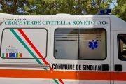 Un'ambulanza Anpas consegnata in Senegal